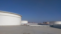 South Pars Gas Field Development / Phase 13 / Unit 143 / Condensate Tank
