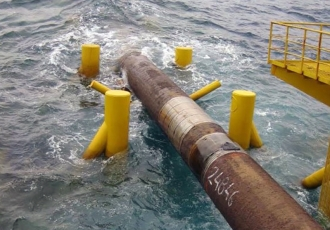 Offshore Pipeline Installation and Risers Replacement
