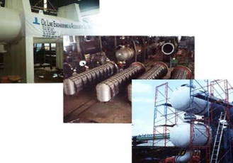 Shell and Tube Heat Exchangers (Angsi A Central Processing Platform, Terengganu Offshore, Malaysia)