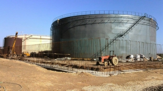 Abadan Power Plant Storage Tanks Expansion