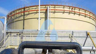 One Million Barrel Crude Oil Storage Tank