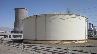 Neyshabur-Shariati Power Plant Storage Tanks