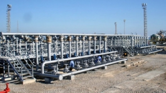 Doroode-2 Oil Field Expansion – New Inlet Manifold